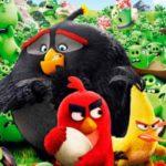 Новые приключения сердитых птичек