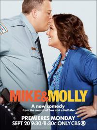 сериал Майк и Молли / Mike & Molly 2 сезон онлайн