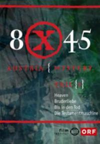 сериал 8 на 45 / 8x45 - Austria Mystery онлайн