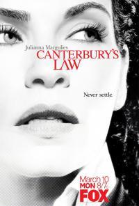 сериал Кентерберийский закон / Canterburys Law онлайн