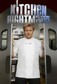сериал Кошмары на кухне / Kitchen Nightmares 3 сезон онлайн