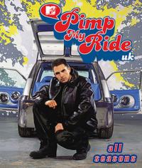 сериал Тачку на прокачку в британском стиле / Pimp My Ride UK 3 сезон онлайн